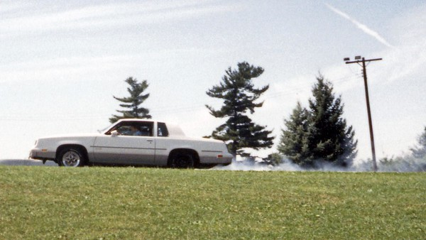 August 20-21, 1988:  Supercar Showdown, Quaker City Dragway, Salem, OH .  .  .