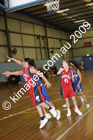 U/14 W2 GF Norths Vs Parramatta 5-7-09