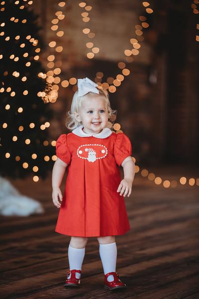 Samantha Rae | Christmas Mini