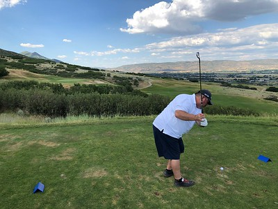 2018-07-13 Golf at Soldier Hollow