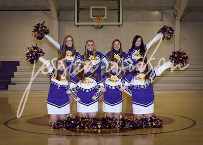 ACMS Cheerleaders ~ 2015