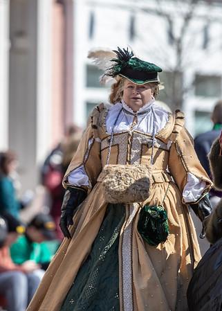 2020-03-07 Alexandria St. Patrick's Day Parade