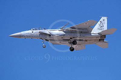 Israeli Air Force McDonnell Douglas F-15 Eagle Jet Fighter Military Airplane Pictures for Sale