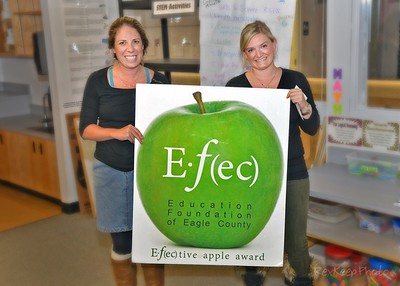 Quincy McAdam and Caroline Souter 3rd Grade Teachers Red Sandstone Elementary School,October 2015 Winners