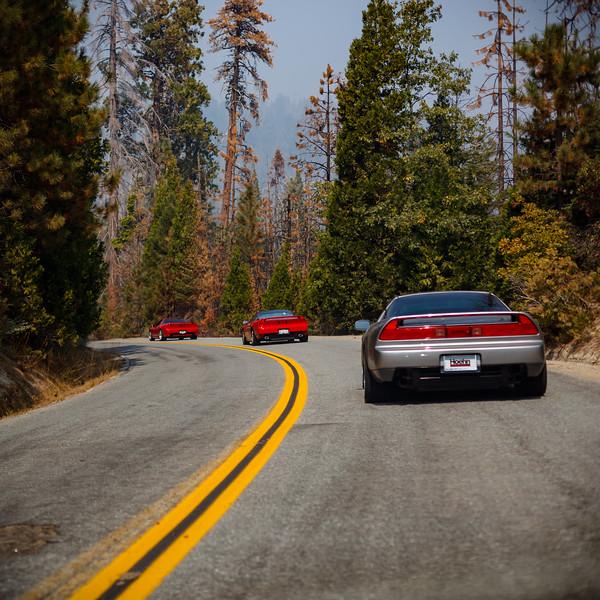 2017 10/06: NSX Drive to Yosemite