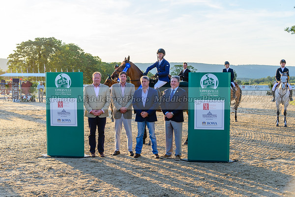 UCHS $40,000 FEI 4# Upperville Welcome Stakes