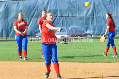 Softball: Park View at Woodgrove Softball (5-23-2014 by Jeff Vennitti)