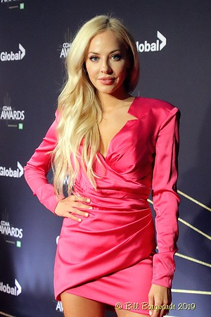 September 8, 2019 - Canadian Country Music Awards in Calgary - Red Carpet