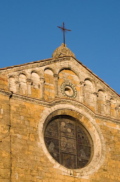 Duomo (Cathedral), Volterra, Tuscany, Italy