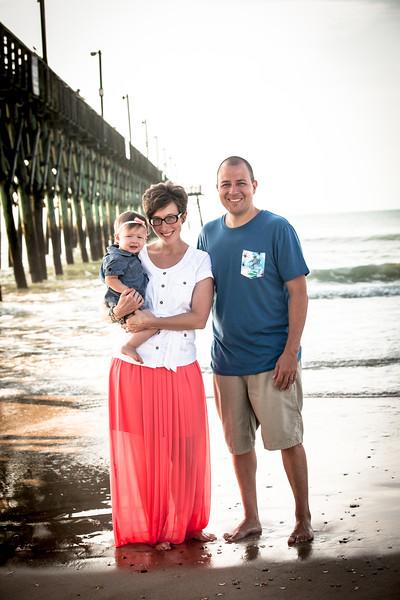Kristin Family A Topsail Island
