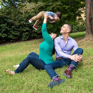 Dana & Brian's Family Portraits