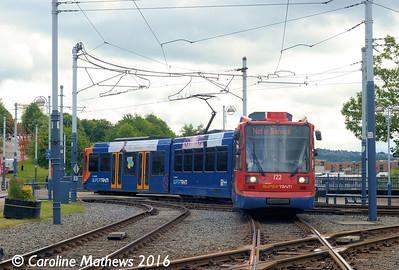 South Yorkshire Supertram 2014 & 2015