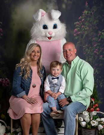 Sawyer   Easter Bunny