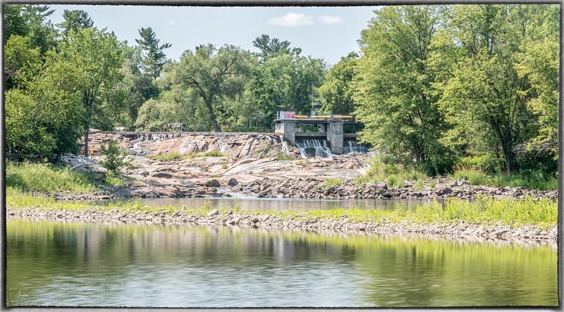 Galetta Falls Mississippi River