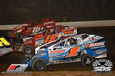 Grandview Speedway - 8/10/19 - Steve Sabo
