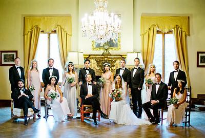 Jon + Bianca Barcelona Wedding I