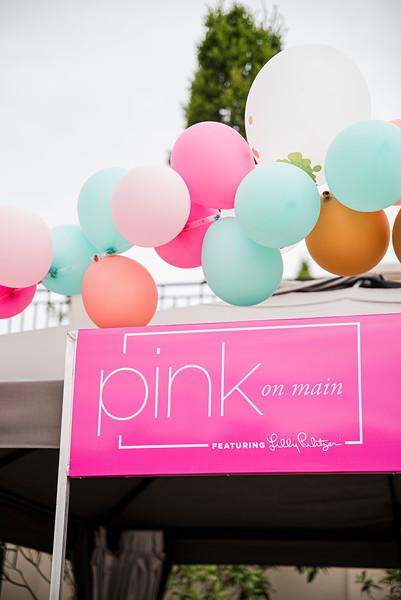Pink On Main Fashion Show (6/6/19)