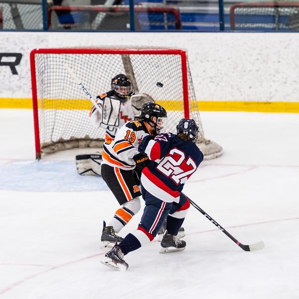 NAHA U16 vs Jr Flyers 10/6/2018