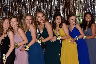 LTS Prom I photos by Gary Baker