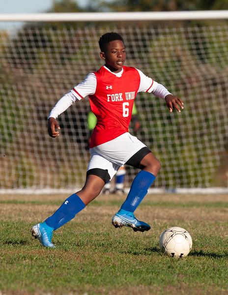 Prep Soccer vs. Hargrave Military Academy - Oct 23   Part 2