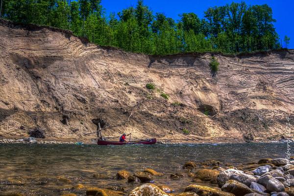 Saugeen River 2014