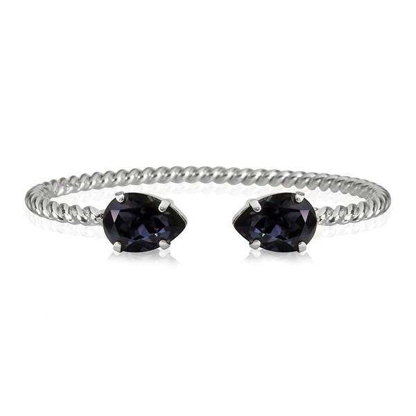 Mini Drop Bracelet_Graphite-rhodium.jpg