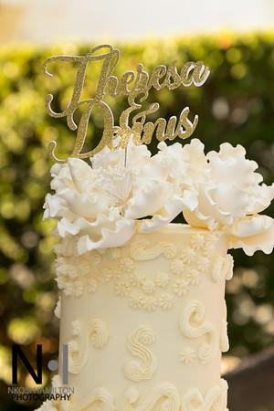 Theresa & Dennis Wedding
