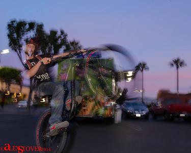 San Jose Bike Party Neon Rave Ride