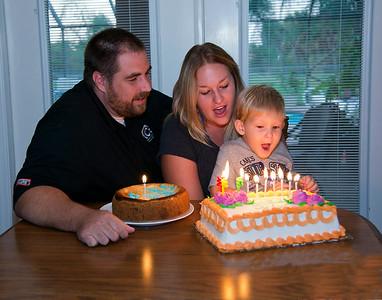 Kim's Birthday July 30th 2014