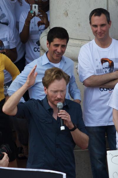 Conan O'Brien at TBS