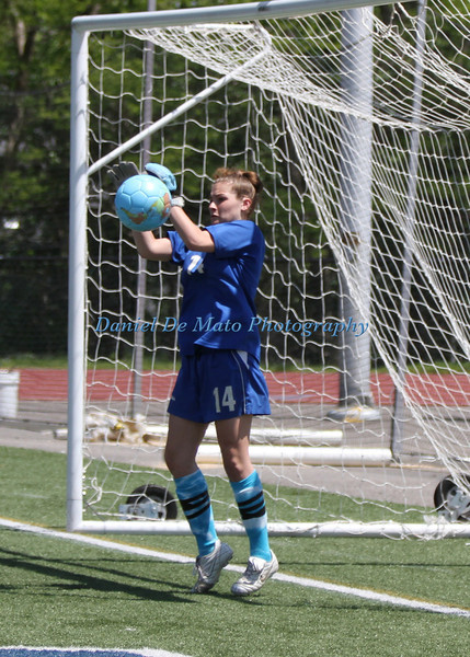 Middle Country All Stars Girls Soccer vs Longwood 5-20-12 @ Centereach HS
