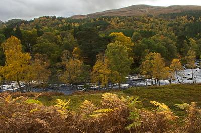 Glencannich + Loch Mullardoch