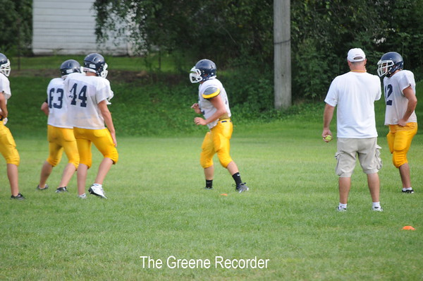 Football Scrimmage