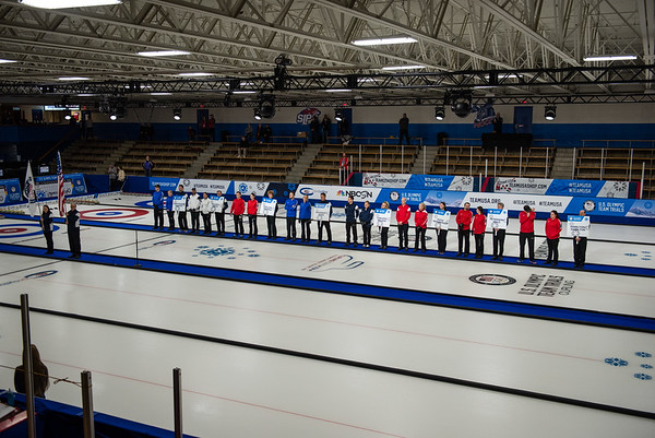2018 Curling Mixed Doubles Olympic Trials