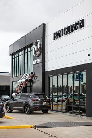 Gillman Mazda // Grand Opening