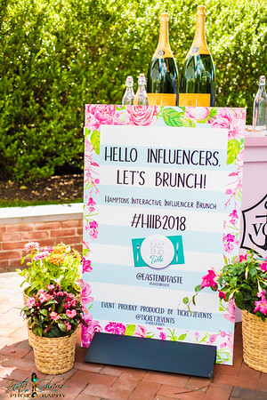 Hamptons Interactive Influencer Brunch 2018