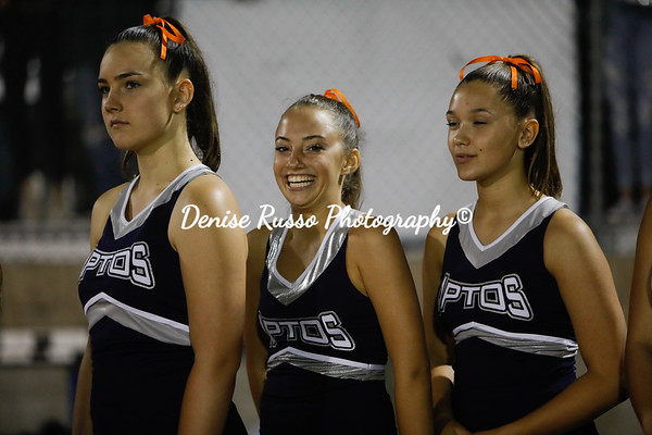 Dance Team Football Performances