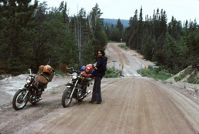 Motorcycle Trips 70's and 80's