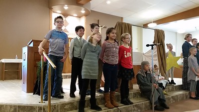 2016-12-18 Christmas Pageant