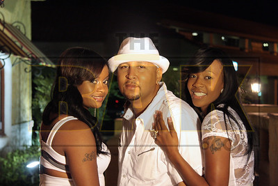 All White Everything Party
