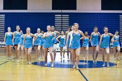 West Po Dance Team 2011-21