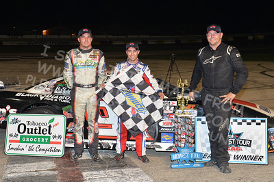 "ARCA Midwest Tour ""Kar Korner All-Star 100"" Victory Lane"