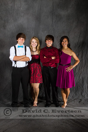 Prom and Homecoming Dances - 2012 - 2013