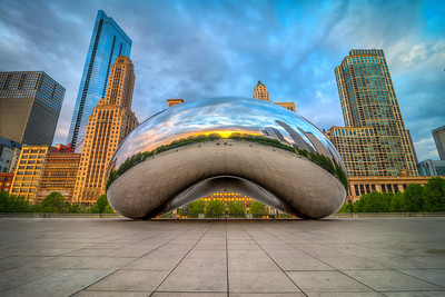 Millennium Park - Cloud Gate