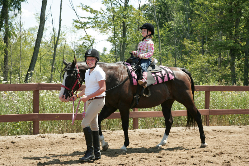 Oakland Co. July 30th Open Show - Leadline, Walk-trot