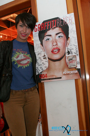Graffiti Beach Magazine Release Party (5-18-13)
