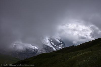 Kleine Scheidegg und Eigergletscher 2019