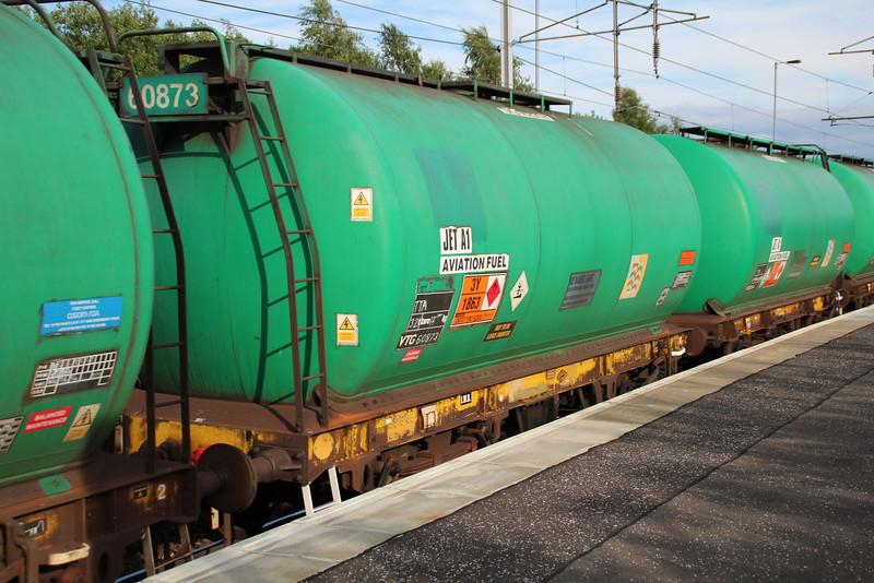 TTA 60873 seen at Coatbridge 21/06/13.