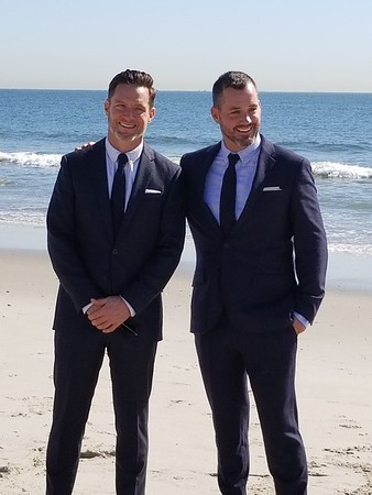 2017-10-21 Beach Wedding - Kevin Kara