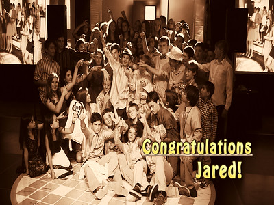 Jared's BarMitzvah Party